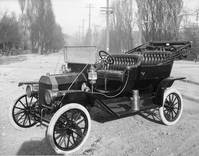 5 chiếc xe cổ bạn nên lái thử một lần trong đời