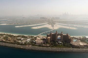 Những hình ảnh tuyệt đẹp của Dubai nhìn từ trên cao