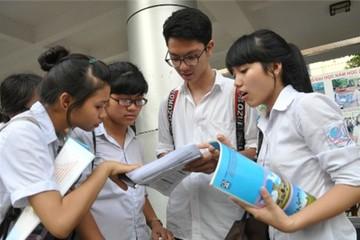 Bộ Giáo dục công bố quy chế thi THPT quốc gia