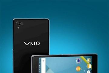Sắp có smartphone mang thương hiệu Vaio nổi tiếng