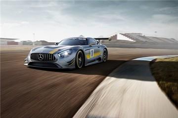 Mercedes trình làng AMG GT3 cho đường đua