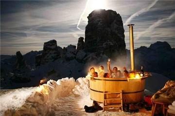 Những bồn tắm nước nóng tuyệt đẹp trên thế giới (Phần 1)