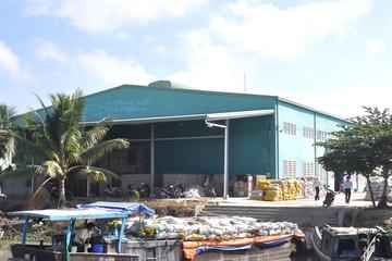 Chính thức triển khai tạm trữ lúa gạo
