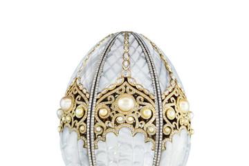Fabergé ra mắt quả trứng Sa Hoàng đầu tiên sau 99 năm