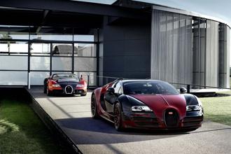 Bugatti Veyron Grand Sport Vitesse La Finale - Mẫu Veyron cuối cùng