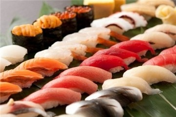 Thưởng thức sushi sao cho đúng điệu?