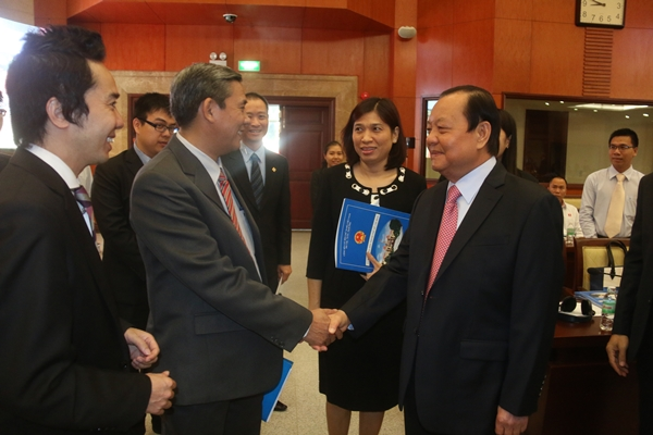 Doanh nghiệp FDI đóng góp lớn cho kinh tế TP.HCM