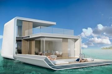 Dubai chào bán 42 biệt thự nổi giữa đại dương