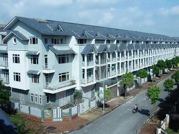 Chỉ số giá nhà ở tại Hà Nội và TP Hồ Chí Minh cùng tăng nhẹ