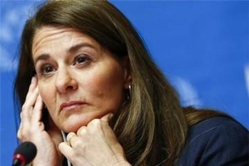 Vợ Bill Gates không sợ thất nghiệp