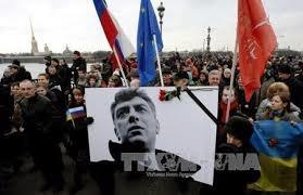 Nga bắt 2 nghi phạm ám sát thủ lĩnh đối lập Boris Nemtsov