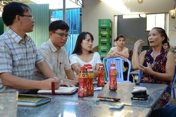 Vụ 6 chai Dr Thanh có dị vật: Đại diện Tân Hiệp Phát xin lỗi về thái độ ứng xử của nhân viên