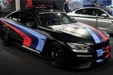 BMW giới thiệu M4 tăng công suất bằng nước