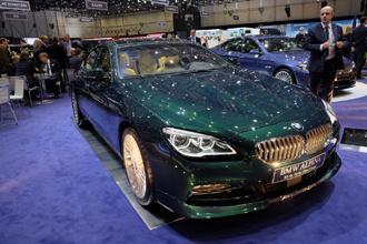 Alpina B5 & B6 Edition 50: xe BMW đặc biệt tại Geneva Motor Show 2015