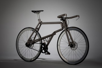 Samurai - Chiếc xe đạp tự chế mang tinh thần võ sĩ