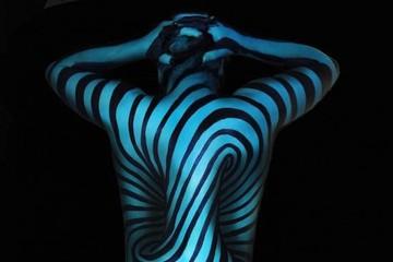 Kinh ngạc với những ảo ảnh thị giác trên cơ thể con người