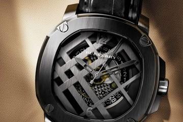 Britain Icon Check for Men - đồng hồ phiên bản giới hạn của Burberry