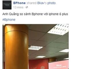 Nguyễn Tử Quảng: 'Smartphone Bkav đẹp, cá tính hơn iPhone 6'