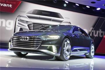 Audi A8 mới ra mắt năm 2017, thêm tính năng lái tự động