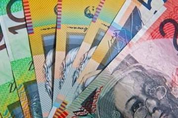 Đồng AUD rơi xuống mức thấp nhất trong vòng 6 năm qua