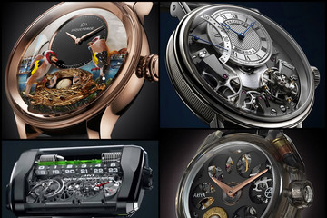 7 đồng hồ ấn tượng nhất tại Baselworld 2015
