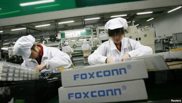 Trung Quốc tiếp tục là công xưởng của thế giới