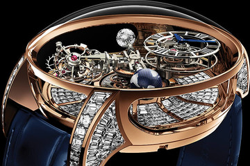 Baselworld 2015 sẽ xuất hiện đồng hồ hơn 21 tỷ đồng của  Jacob & Co