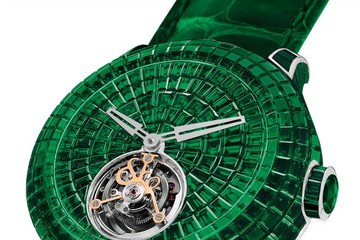 Chiếc đồng hồ trị giá hơn 51 tỷ đồng của Jacob & Co được làm bằng gì?