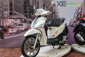 Piaggio Việt Nam ra mắt Liberty gắn máy quay GoPro
