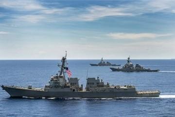 Mỹ bắn tiếng hỗ trợ ASEAN tuần tra biển Đông