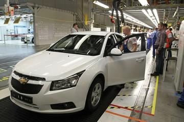 Tập đoàn General Motors đã quyết định đóng cửa nhà máy ở Nga