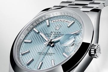 Rolex Day-Date 40 ra mắt phiên bản mới với giá 1,3 tỷ đồng