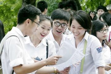 Bộ Giáo dục công bố lịch thi THPT Quốc gia