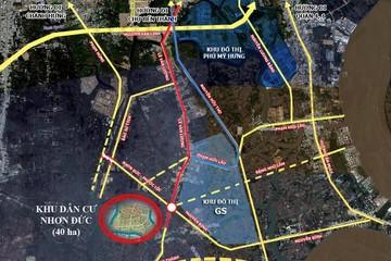 Vạn Phát Hưng trình kế hoạch chuyển nhượng 30 ha dự án Nhơn Đức