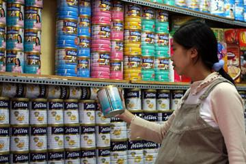 Bộ Tài chính công bố giá bán buôn tối đa một số loại sữa cho trẻ dưới 6 tuổi