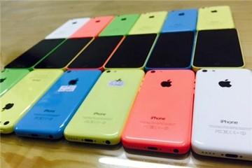 iPhone 5C khóa mạng giá 3,6 triệu hút khách Hà Nội