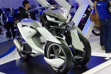 03GEN-f concept - thiết kế tương lai của Yamaha