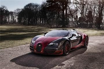 Quá trình chế tạo chiếc Bugatti Veyron cuối cùng