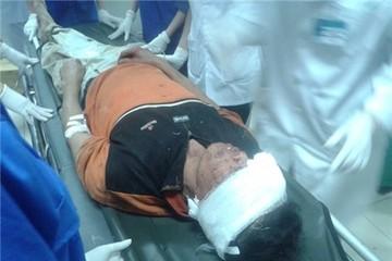 Sập giàn giáo ở Vũng Áng, ít nhất 14 người tử vong