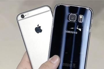 Pin Galaxy S6 tốt hơn iPhone 6