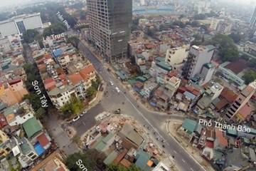 Những bất động sản tăng giá nhờ mở đường