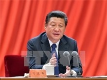 Ông Tập Cận Bình kêu gọi hòa bình với các nước láng giềng