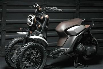 Yamaha 03GEN-x - xe đa dụng 3 bánh