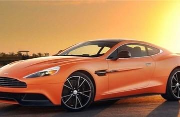 10 mẫu xe hơi đẹp hiện đại cho giới siêu giàu
