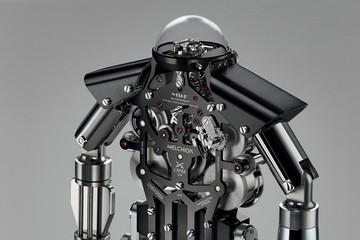 Xuất hiện chiếc đồng hồ robot của MB&F và L'Epée 1839
