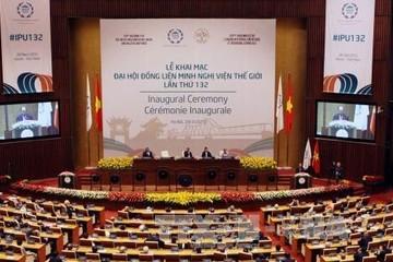 Khai mạc IPU-132: Việt Nam nêu thông điệp về biển Đông
