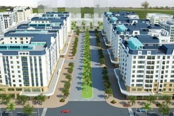 Hà Nội: Khởi công xây dựng 16 tòa nhà giãn dân phố cổ tại Long Biên