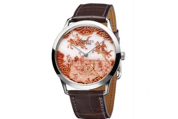 Đồng hồ Hermès Slim Koma Kurabé