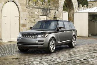Range Rover SVAutobiography siêu sang chính thức ra mắt