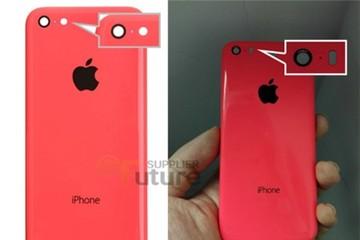 iPhone 6C vỏ nhựa lộ diện, kích thước 4 inch như 5C